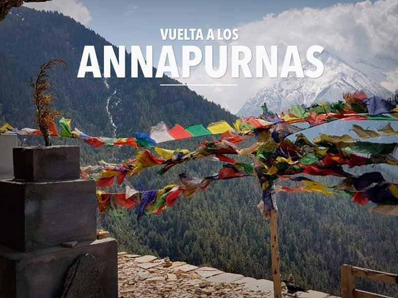 Vuelta a los Annapurnas
