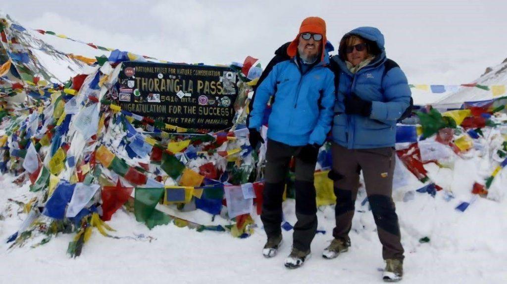 sendero norte nepal annapurnas